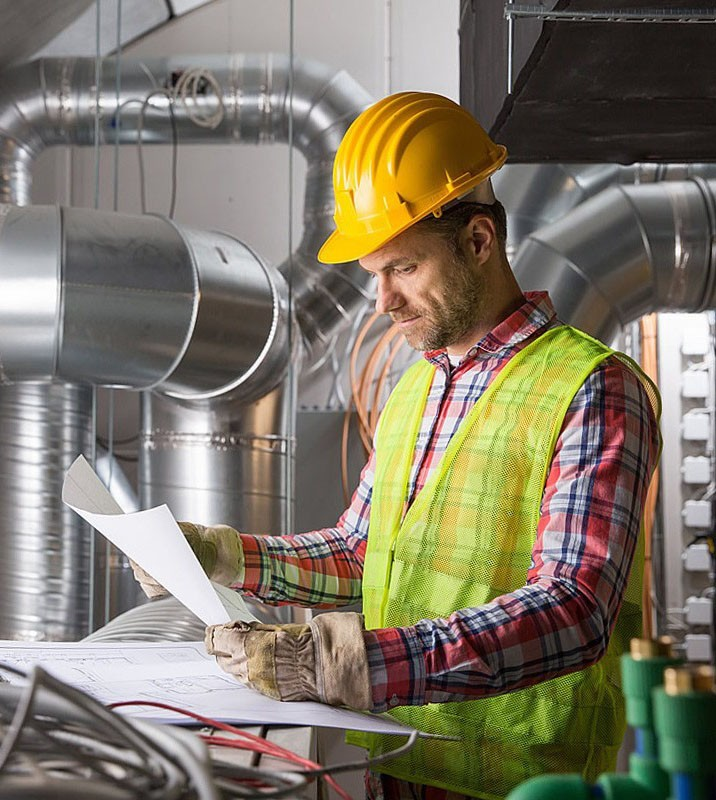 hvac worker systeq about